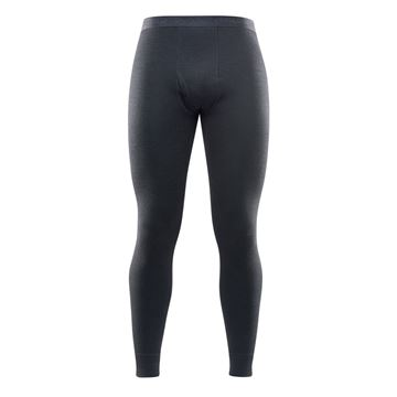 Devold ACTIVE VISION MAN LONG JOHNS black ullbukse