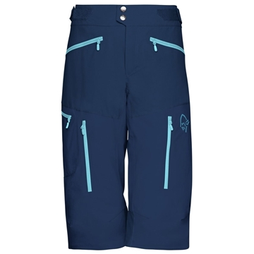 norrøna fjørå flex1 shorts W Indigo Night shorts