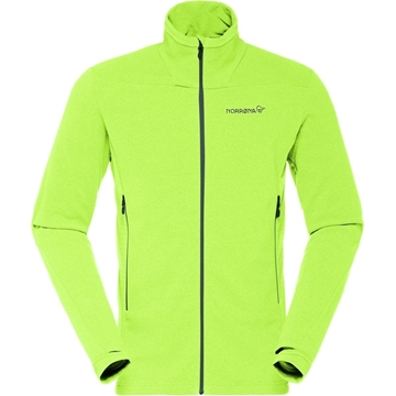 norrøna falketind warm1 jacket M Birch Green