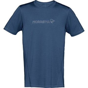 norrøna /29 tech t-shirt Men Indigo Night