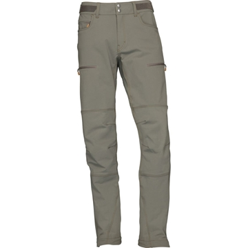 svalbard flex1 Pants (M) slate grey softshellbukse