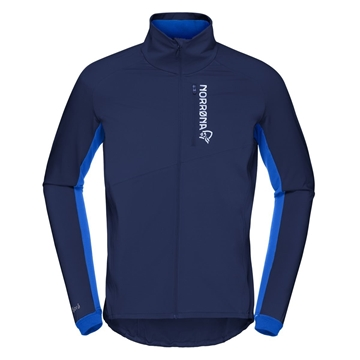 norrøna fjørå warmflex jacket Men indigo night