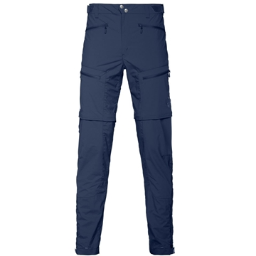 norrøna bitihorn zip off pants M Indigo Night