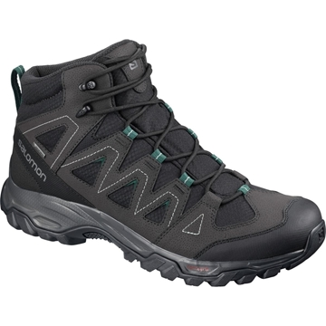 Salomon LYNGEN MID GTX M Bk/PHANTOM/Sea Moss