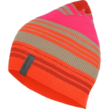 norrøna /29 striped light weight beanie merinoull lue