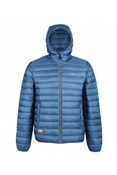 Bilde av Ultra Light Down Jacket Unisex Shiny Ocean Blue