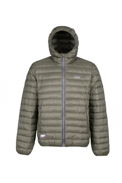 Bilde av Ultra Light Down Jacket Unisex Olive