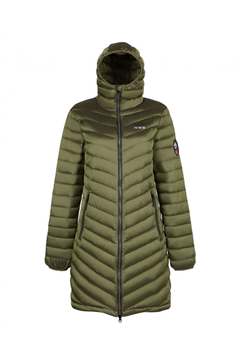 Bilde av Ultra Light Down Coat Lady Green