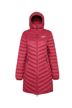 Bilde av Ultra Light Down Coat Lady Wine