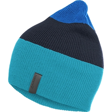 Norrøna /29 striped mid weight Beanie ribbestrikket lue
