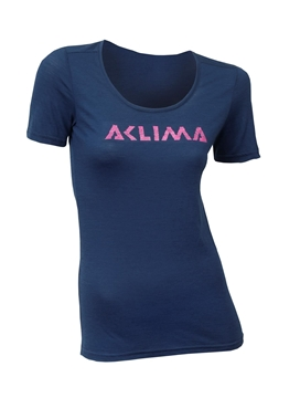 Bilde av LightWool T-shirt LOGO,  Woman