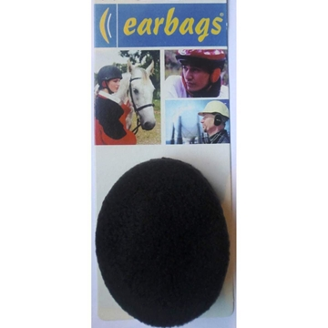 Bilde av EarBags, sort fleece Small