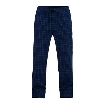 Bula Checked Pyjamas Pants blue pysjbukse