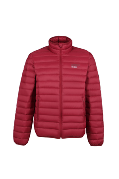Bilde av ULTRA LIGHT DOWN JACKET UNISEX Deep Red