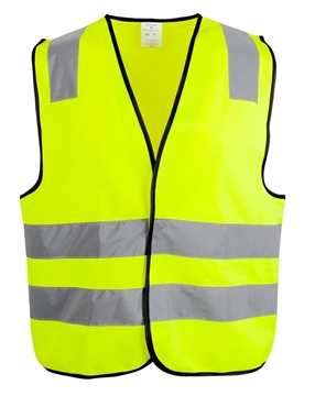 You Brands Odense Safety refleksvest