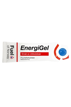 Fuel of Norway EnergiGel stikkelsbær 55 g