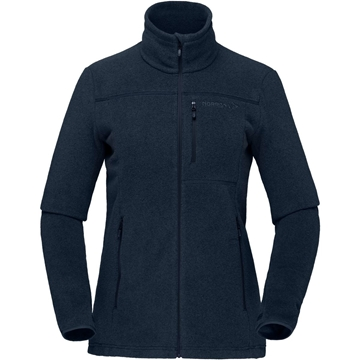 Norrøna warm2 Jacket Women`s Indigo night
