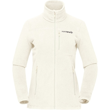 Norrøna warm2 Jacket Women`s snowdrop