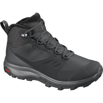Salomon OUTsnap CSWP W Black/Ebony/Black vintersko