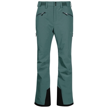 bergans oppdal insulated lady pants forest frost foret bukse