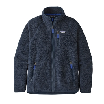 Patagonia M Retro Pile jacket NENA/New Navy