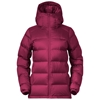 Bergans Bismo down w jacket beetred