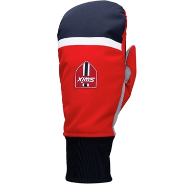 Swix Blizzard heritage mitt junior Swix red