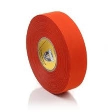 Howies Cloth tape Oransje 2,5cm x 23m