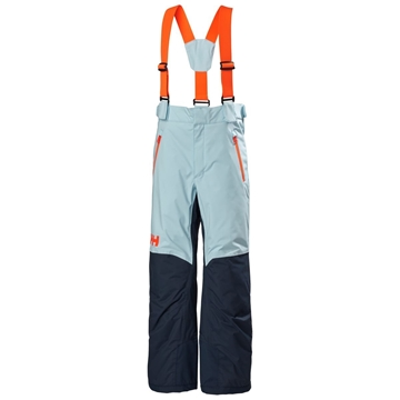 Helly Hansen JR NO LIMITS 2.0 PANT ice blue vattert bukse