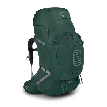 Osprey Aether Plus 85 Axo Green sekk