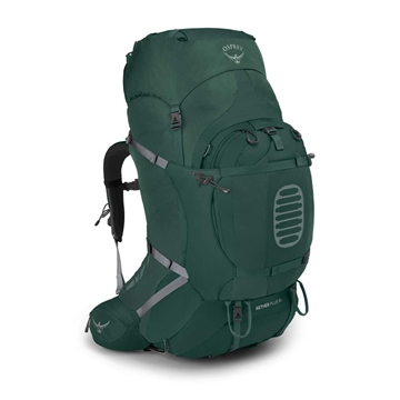 Osprey Aether Plus 85 Axo Green ryggsekk