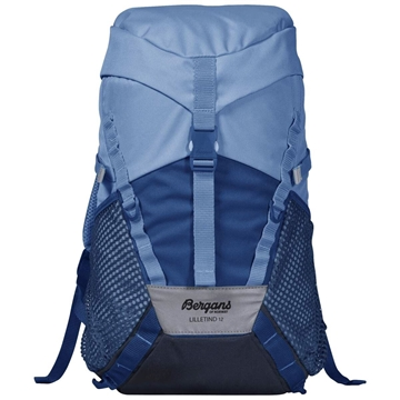 Bergans Lilletind 12 Light Riviera Blue/Dark Riviera barnesekk